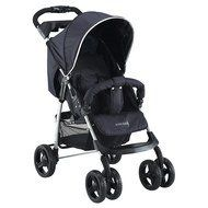 Knorr Baby Sportwagen V-Easy Fold Happy Colour - Schwarz