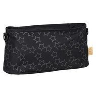Lässig Buggy-Organizer Casual - Reflective Star - Black