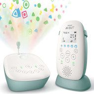 Philips Avent Babyphone DECT mit Smart Eco Mode & Projektor - SCD731/26
