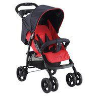 Knorr Baby Sportwagen V-Easy Fold Happy Colour - Rot