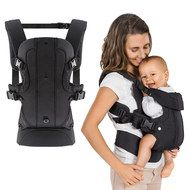 Fillikid Babytrage Walk 4in1 - Schwarz