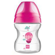 MAM Trinklern-Flasche Learn to Drink Cup Fashion 190 ml - Pink