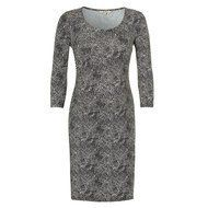 Noppies Kleid Ivory - Charcoal - Gr. S