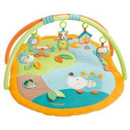 Baby Fehn 3D Activity-Decke Sleeping Forest