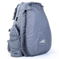 Wrap-around backpack - Quiet Shade