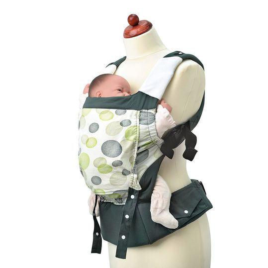 Tree as Baby Smart Carrier