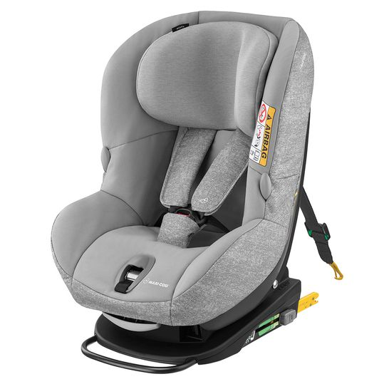 Child seat MiloFix - Nomad Grey