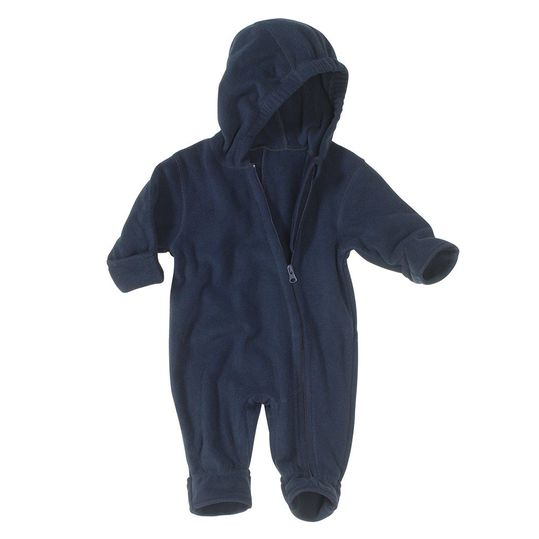 Playshoes Fleece-Weste uni Polyester Ökotex