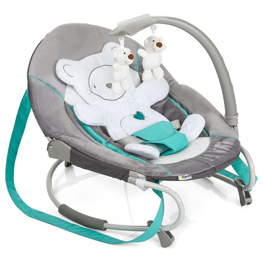 Babywippe Leisure - Hearts