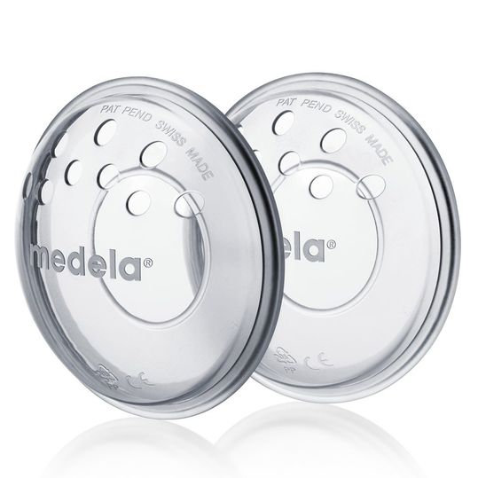 Nipple protection pack of 2