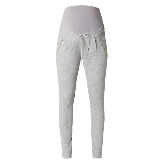 Sweat-Hose Faith - Grau Melange - Gr. S