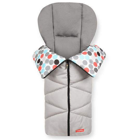 Footmuff for buggy and pram - Grey