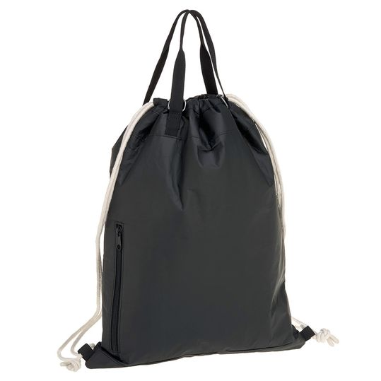 L/ÄSSIG Baby Wickelrucksack Stylische Wickeltasche inkl Zubeh/ör Green Label Tyve Backpack black