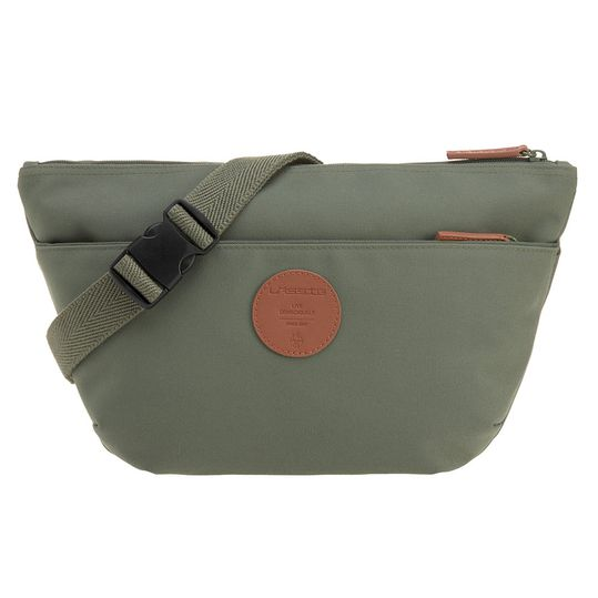 Buggy-Organizer & Bauchtasche Green Label Buggy Bum Bag Adventure - Olive