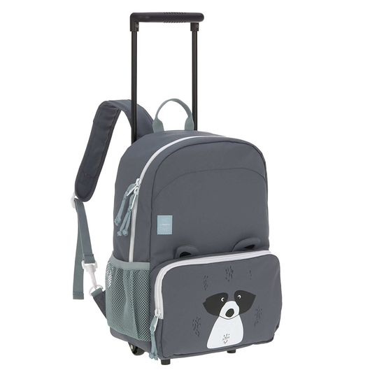 Kinderkoffer / Rucksack Trolley Backpack - About Friends - Racoon