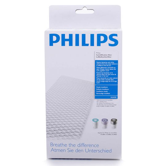 Replacement filter for humidifier HU4801/01 & HU4803/01