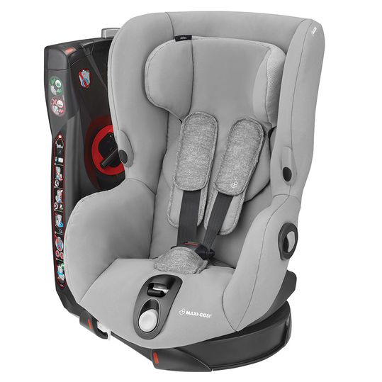 Axiss child seat - Nomad Grey