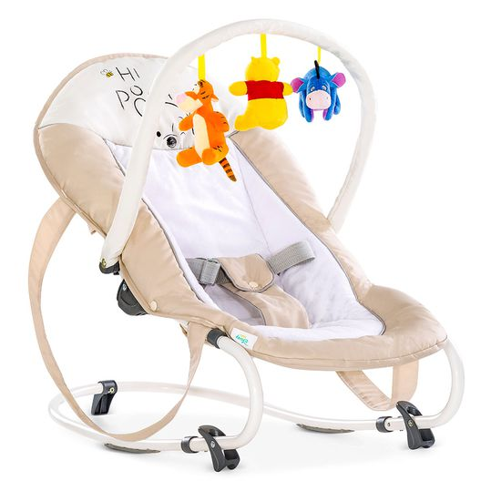 Babywippe Bungee Deluxe - Pooh Cuddles