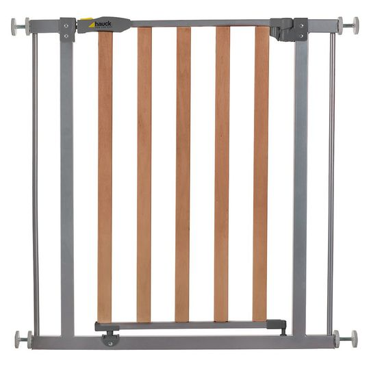 Türschutzgitter Wood Lock Safety Gate 75 - 81 cm