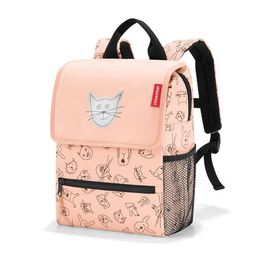 Rucksack Backpack Kids - Rose