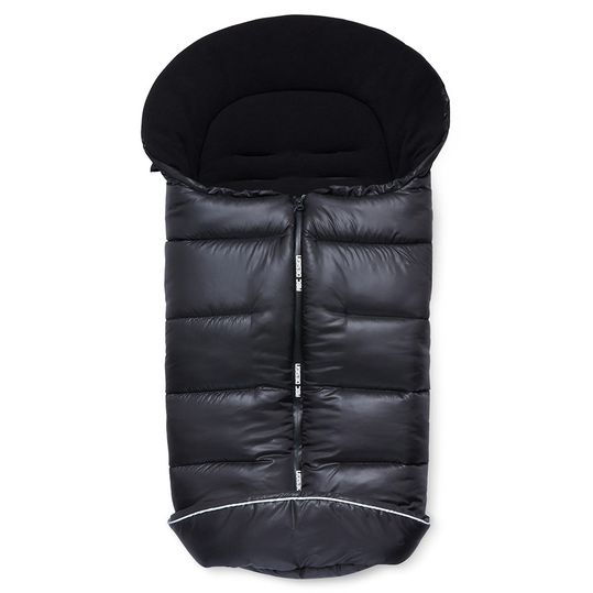 Winter-Fußsack für Kinderwagen - Black