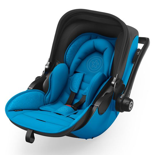Babyschale Evoluna i-Size 2 inkl. Isofix-Basis - Summer Blue