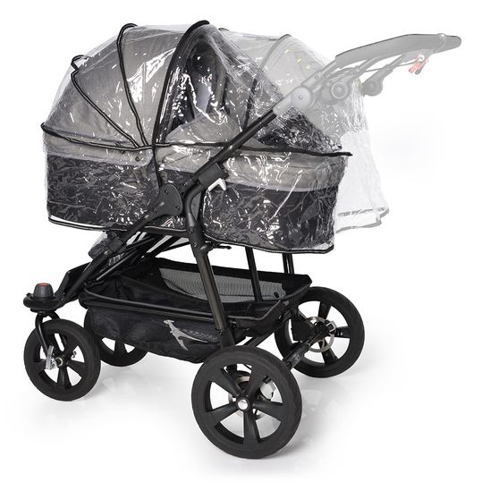 Rain cover for a baby bath Twin / DuoX / Twinner Twist Duo / Twinner Lite