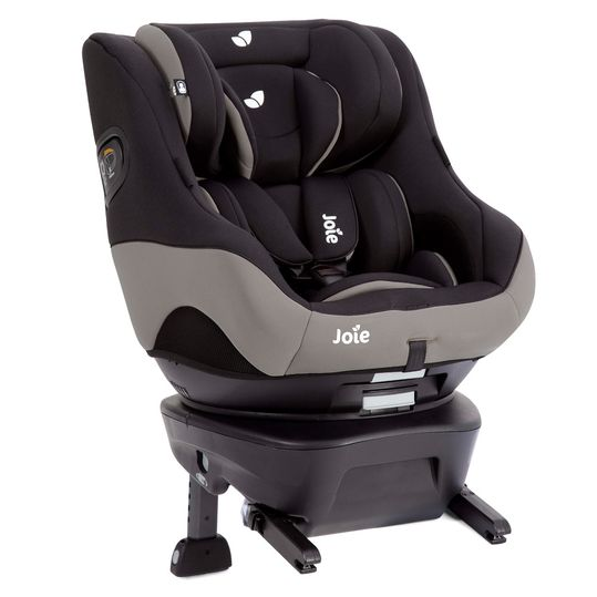 Reboarder-Kindersitz SpinSafe - Black Pepper