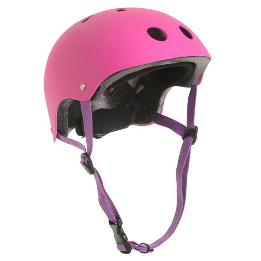 Kinderhelm Safety 49 - 53 cm - Pink - Gr. XS