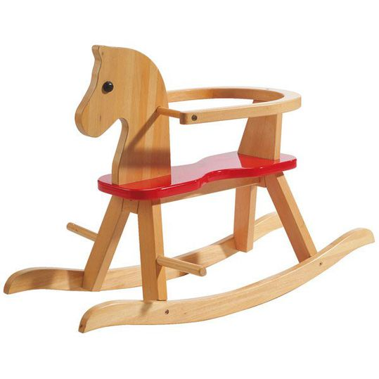 Rocking Horse Classic - Nature Red