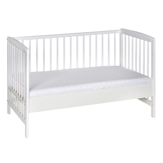 Additional bed Micky White 60 x 120