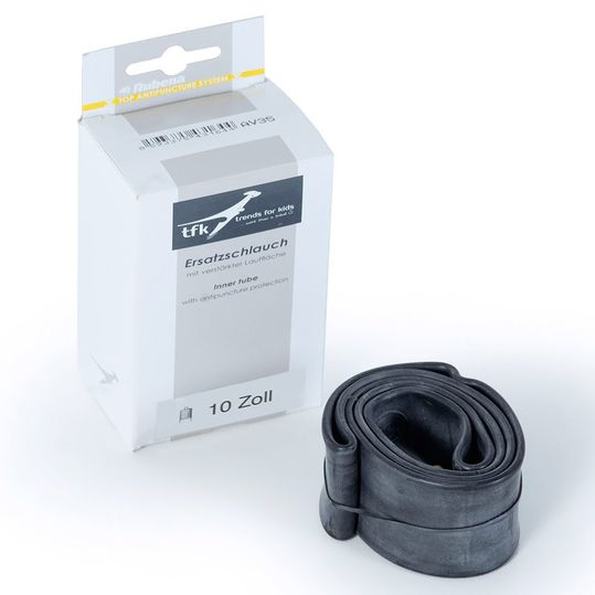 Replacement hose for 10 inch Rubena air wheel - straight valve