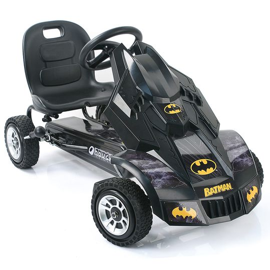 Batmobile Gokart - pedal car in Batman Style