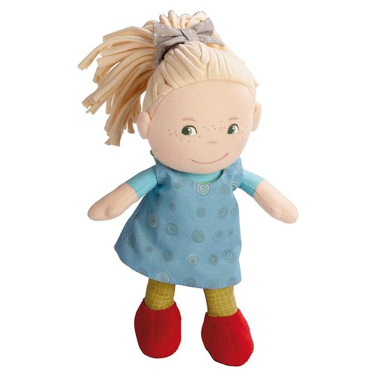 Cuddly doll Mirle in gift tin 20 cm
