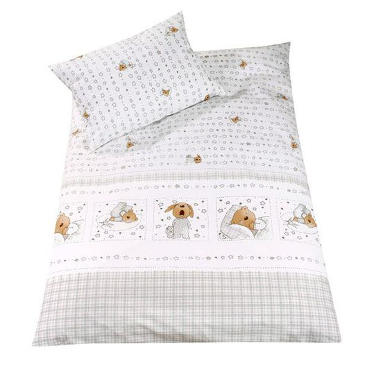 Bedding 100 x 135 cm - Sweet Dreams Grey