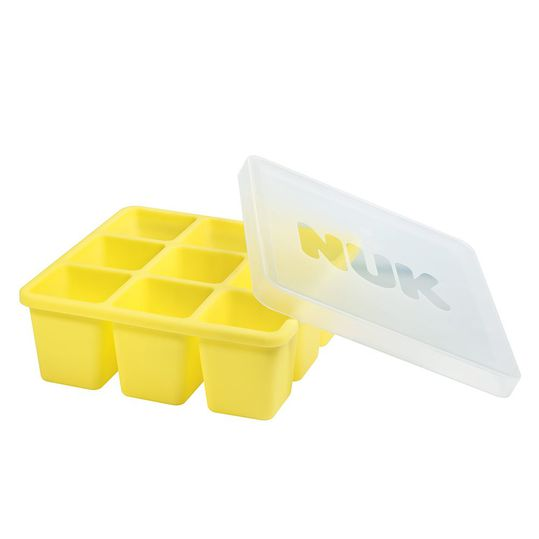 Freezing mould for 9 small portions