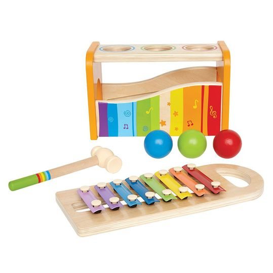 Xylophone and Hammerplay 2 in 1