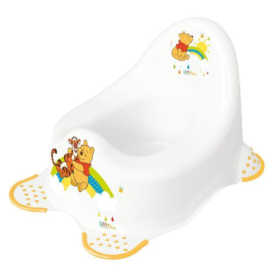 Potty Deluxe - Winnie Pooh White