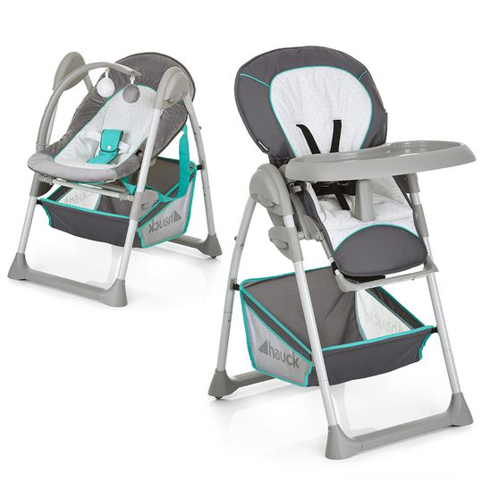 High chair & baby couch Sit'n Relax - Hearts