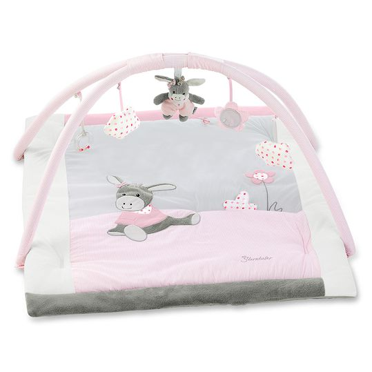 Play blanket with play bow Emmi Girl 100 x 80 cm