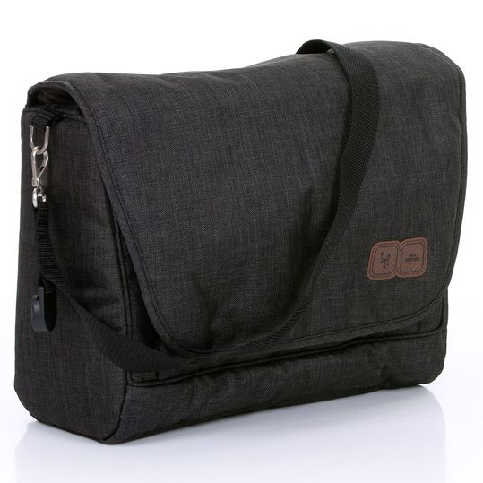 Diaper bag Fashion - incl. diaper changing mat and accessories - Piano