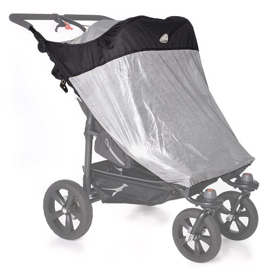 Sun protection for double seat Twin Adventure / Twin Adventure 2 / Twin Trail / Twin Trail 2 / Twinner Twsit Duo / Twinner Lite