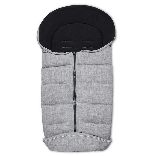 Winter-Fußsack für Kinderwagen - Graphite Grey