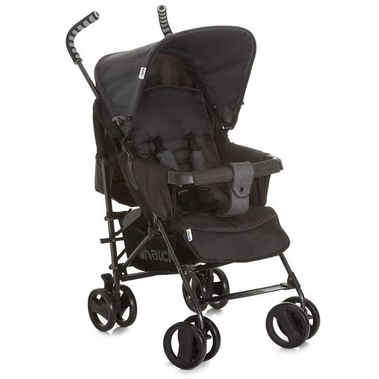Buggy Sprint S - Melange Charcoal