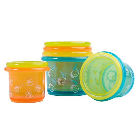 Stacking cup 8er Pack