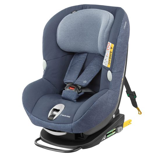 Child seat MiloFix - Nomad Blue
