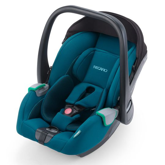 Babyschale Avan i-Size 45 cm - 83 cm / bis max. 15 Monate - Select - Teal Green