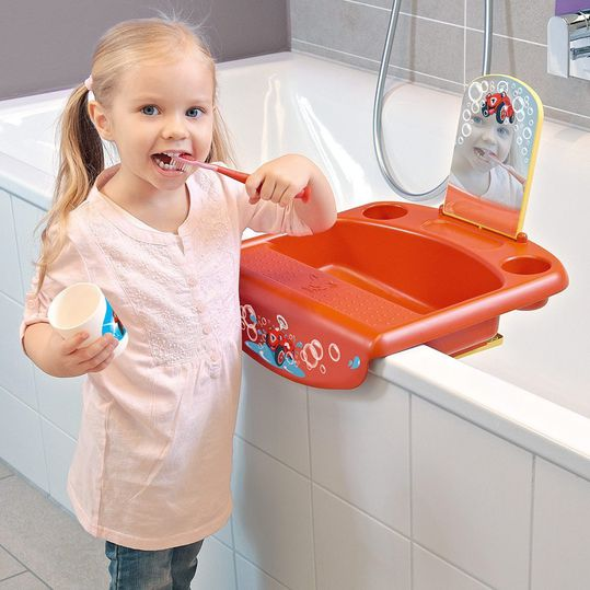 Washbasin Baby Splash - Red
