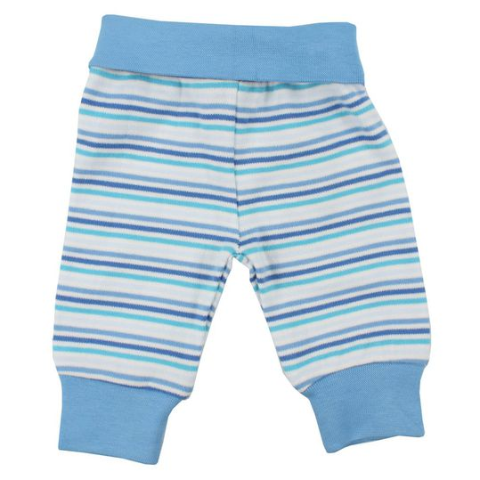 Hose Biva Boy Little Bee - Streifen Bleu - Gr. 38