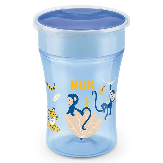 Trinklern-Becher Evolution Magic Cup 230 ml - Blau
